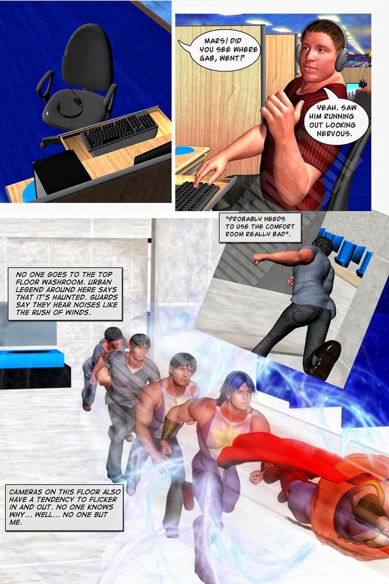SERVANT #1 Page 16