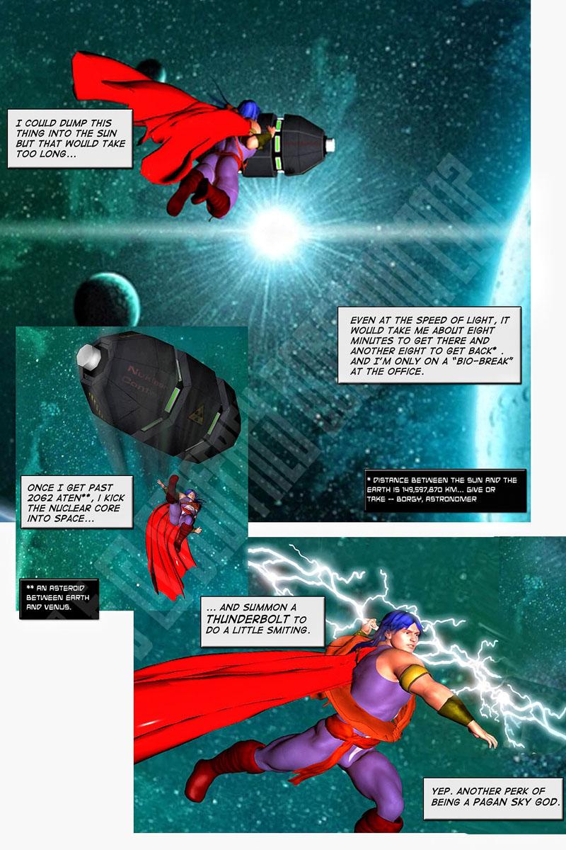SERVANT #1 Page 22